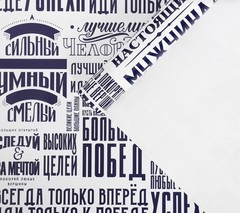 Бумага упаковочная глянцевая «Больши× побед», 60 × 90 см / 5 рул. /