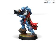 Knight Hospitaller (вооружен Heavy Machine Gun)