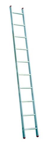 Лестница алюминиевая, приставная, KRAUSE CORDA 11 ступенек