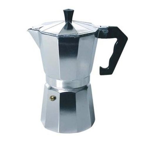 Кофеварка алюминиевая