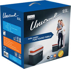 Термоэлектрический автохолодильник Camping World Unicool - 25 (12V, 25л)