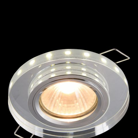Встраиваемый светильник Maytoni Metal Modern DL287-2-3W-W
