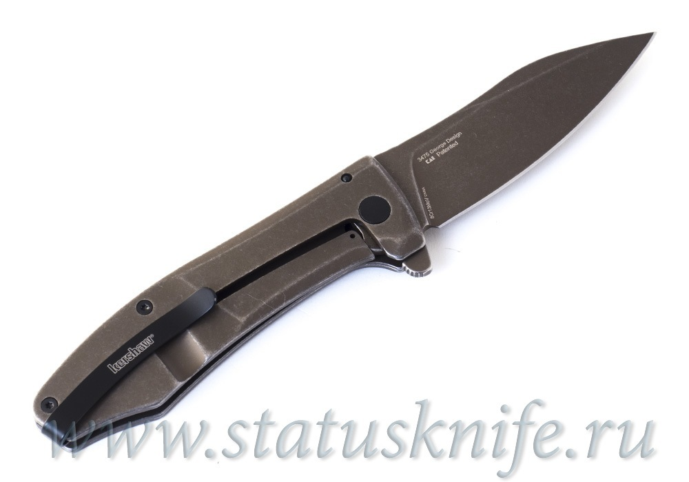 Нож Kershaw Boilermaker 3475 - фотография