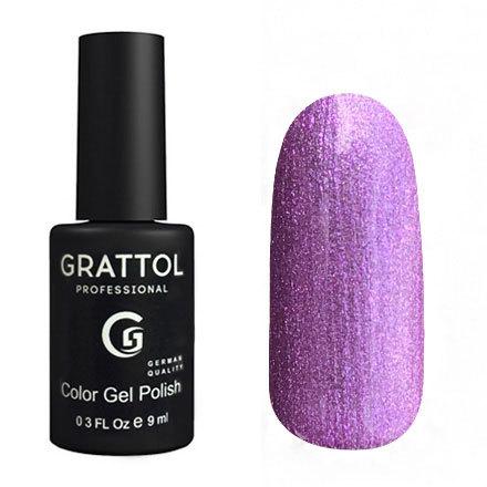 Гель-лак GRATTOL 158 Rose Pearl 9мл