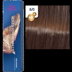 WELLA KOLESTON PERFECT 6/0 Темный блонд натуральный 60 мл