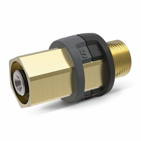 Адаптер Karcher 5, EASY!Lock 22 (внутр. рез.) - M22 х 1,5 (нар. рез.)