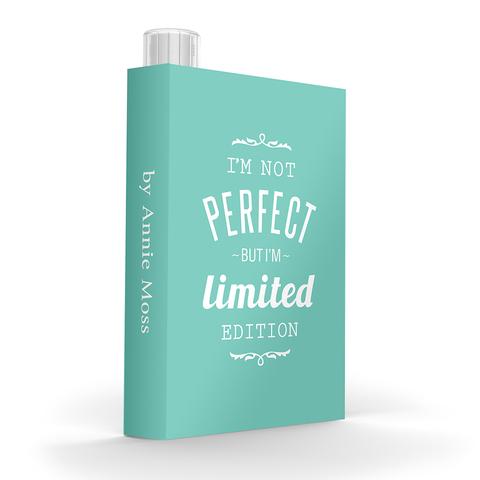 Фляга Asobu My discreet flask (0,475 литра), голубая