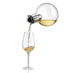 Декантер для вина с охлаждающей подставкой, 0,75 л., фото 3