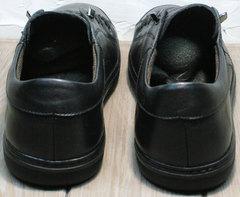 Мужская полуспортивная обувь демисезонная Novelty 5235 Black