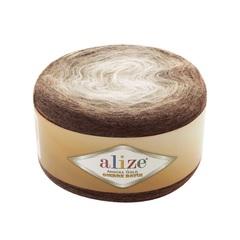 Пряжа Alize Angora Gold Ombre Batik цвет 7243
