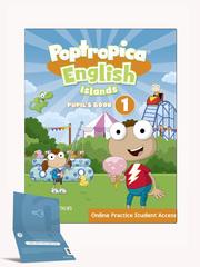 Poptropica English Islands Pupil's Book 1 ebook