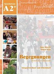 Begegnungen: Kurs- Und Arbeitsbuch A2+