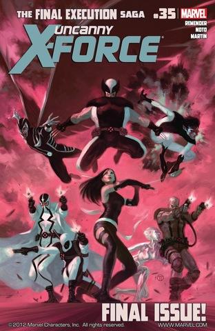 Uncanny X-Force #35 (2010)