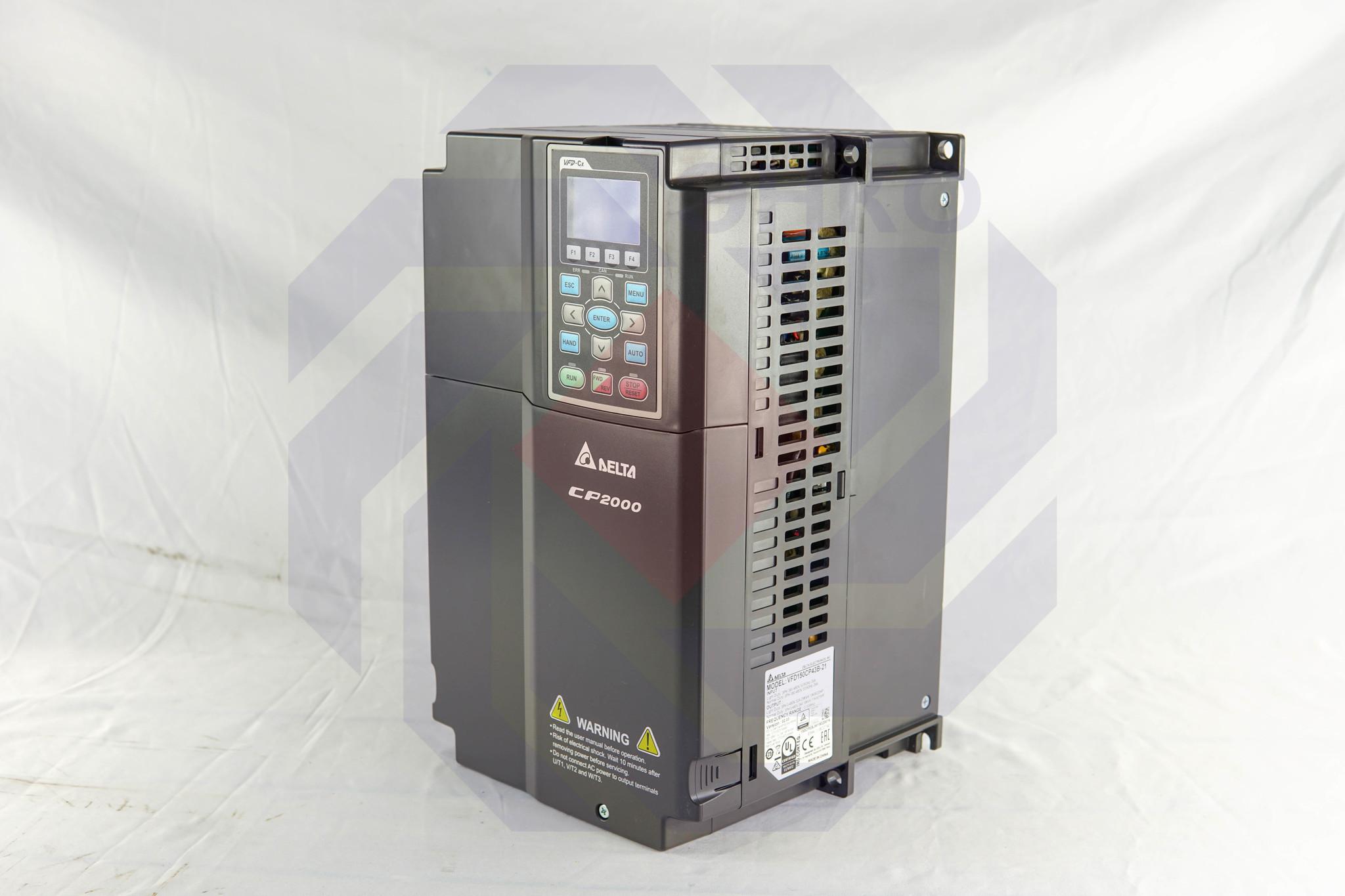 Преобразователь частоты DELTA CP2000 15 кВт