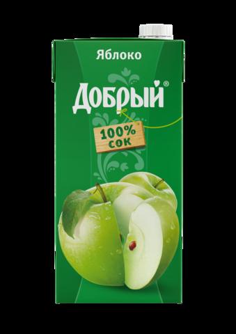 Сок Добрый Яблоко 2л