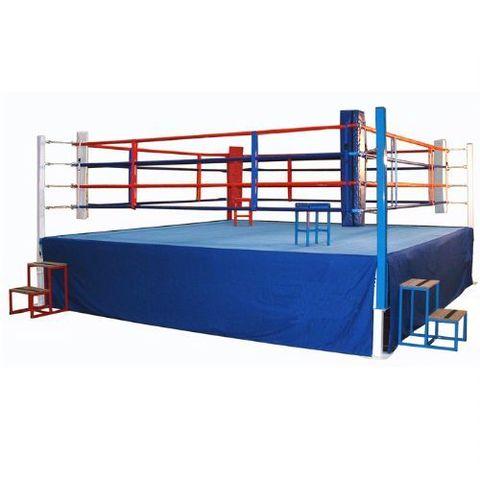 Боксёрский ринг на помосте 0,5 5x5 TOTALBOX Р50 60-5