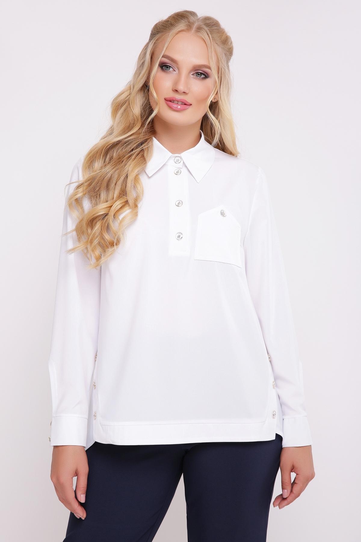 Рубашка Ядвига (белый)