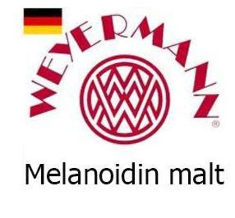 Солод пивоваренный специальный Мелоноидиновый (Мelanoidin malt), EBC 60-80, 1кг