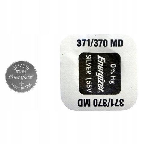 Батарейки часовые Energizer SR920SW (371)