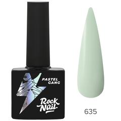 Гель-лак RockNail Pastel Gang 635 Stay positive...