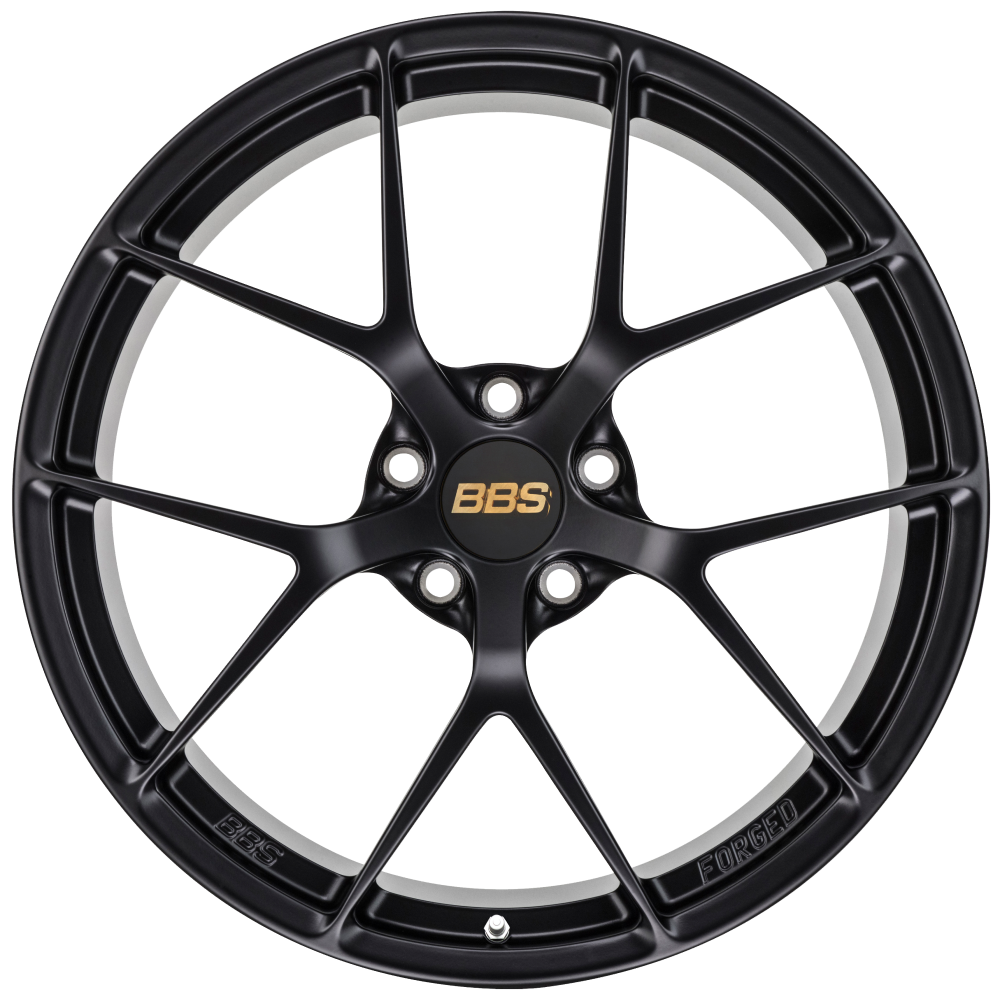 Диск колесный BBS FI-R 9.5x20 5x112 ET25 CB82.0 satin black
