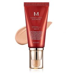 BB krem \ BB крем \ BB cream MISSHA M Perfect Cover BB Cream (SPF42/PA+++ 50ml #21 Light Beige