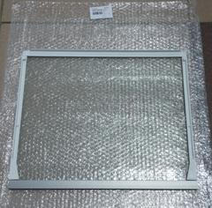 Полка стеклянная с обрамлением холодильника БОШ 773904