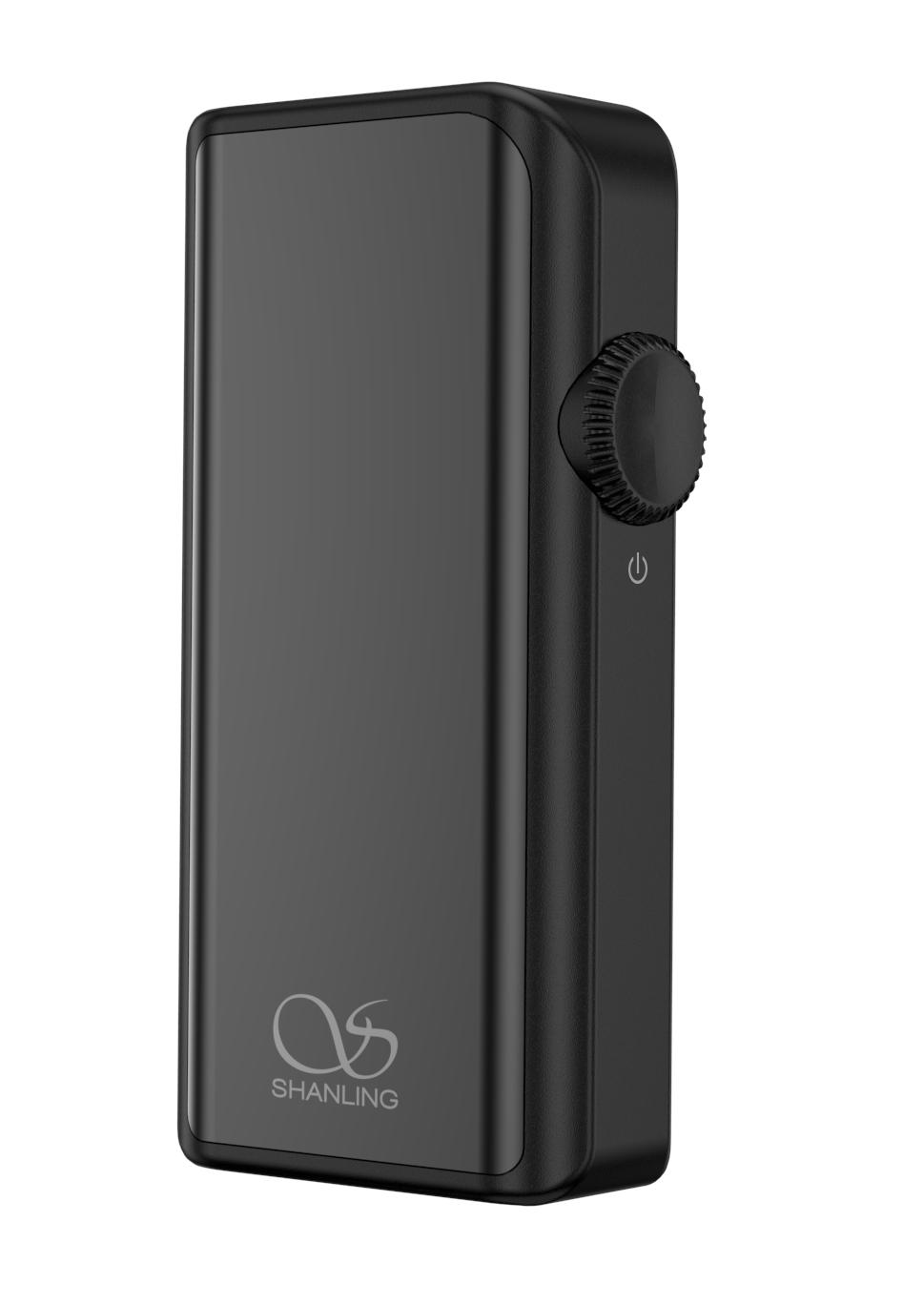 Shanling UP2 black, портативный ЦАП/усилитель для наушников