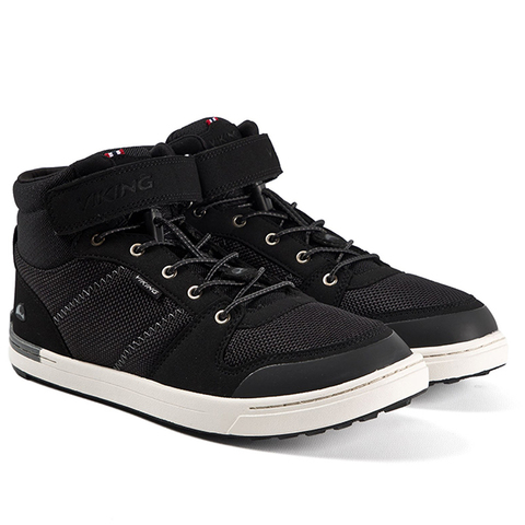 Ботинки Viking Loren Mid Black/White