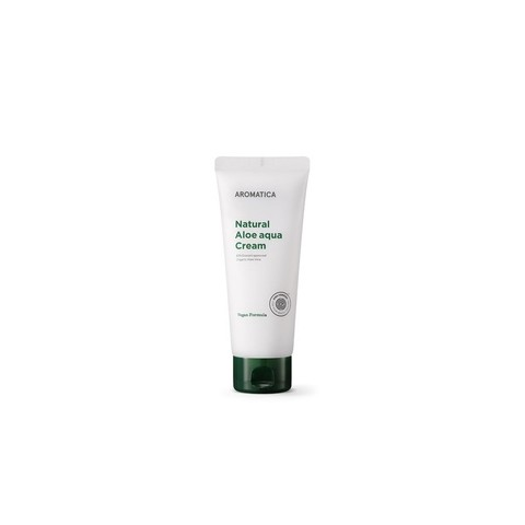 AROMATICA Крем с алоэ вера 95% Natural Aloe Aqua Cream 150G