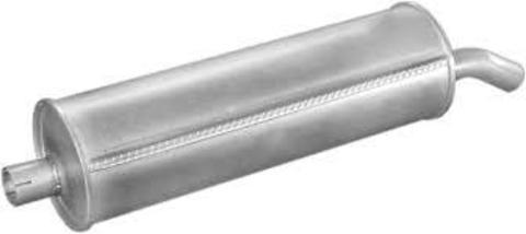 глушитель Peugeot 205 1.8D  83-85