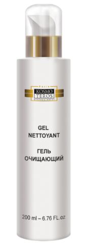 Гель очищающий, Gel nettoyant, Kosmoteros (Космотерос), 200 / 400 мл