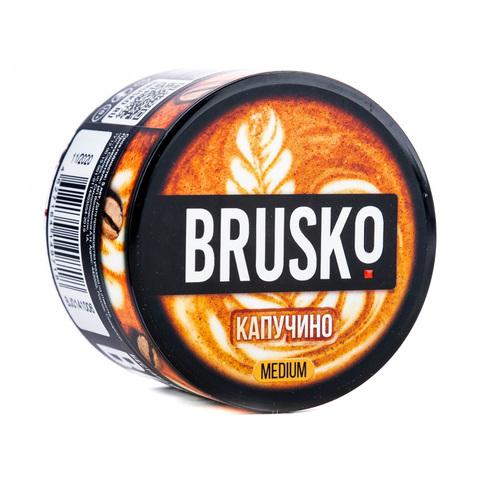 Кальянная смесь BRUSKO 50 г Капучино