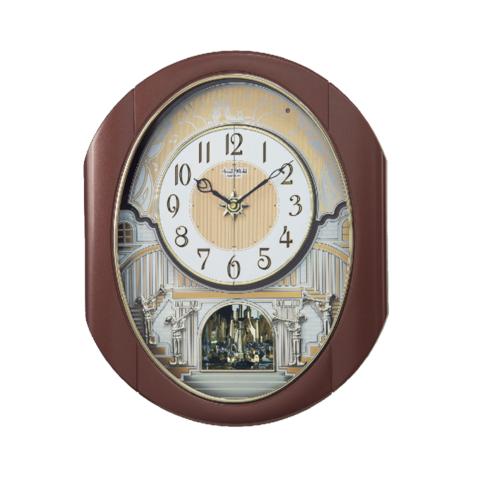 Настенные часы Rhythm 4MH439WU06