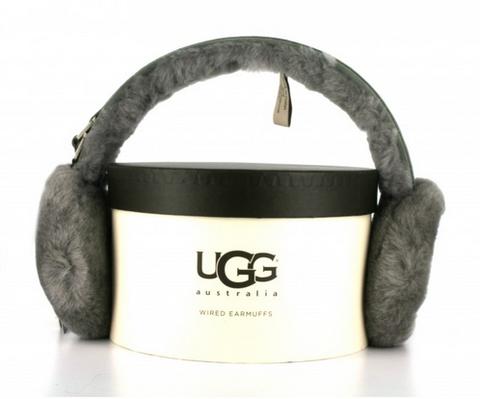 Наушники Ugg Earmuff Grey - UggAustralia-msk.ru