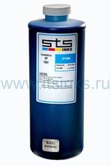 Латексные чернила STS для HP 2550/26500/28500/210/260/280/310/330/360 Cyan 1000 мл
