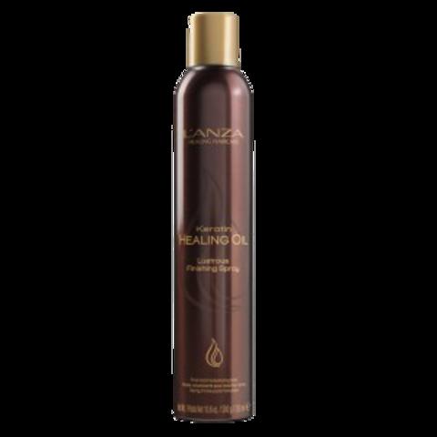 Keratin Healing Oil Lustrous Finishing Spray  Блеск-спрей с кератиновым эликсиром 300 мл