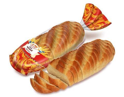 Батон нарезной 400г. нарезанный Нижегородский Хлеб