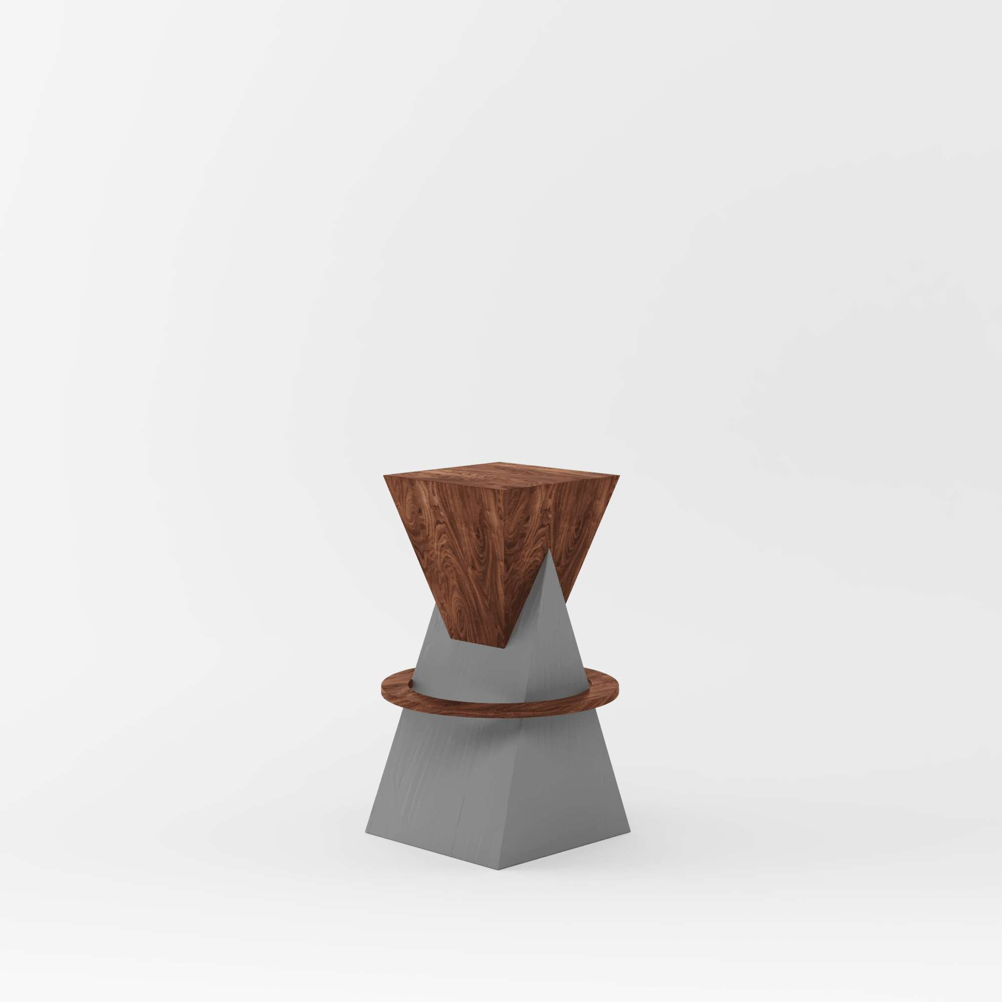 Тумба - Барный стул