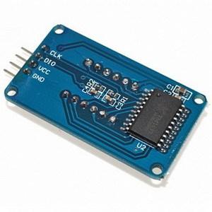4-символьный сегментный LED дисплей (TM1637)