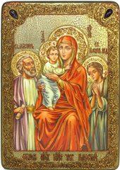 Большая икона Пресвятой Богородицы