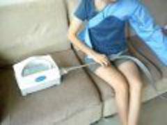 Портативный аппарат для лимфодренажа (прессотерапии) Morning Life WIC2008