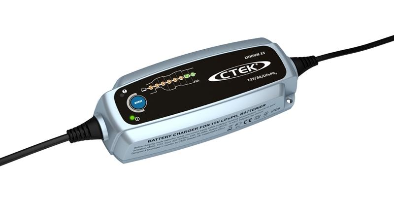 Зарядное устройство + тестер для 12В АКБ (8 этапов, 1,2‐160Aч) MXS 5.0 TEST&CHARGE