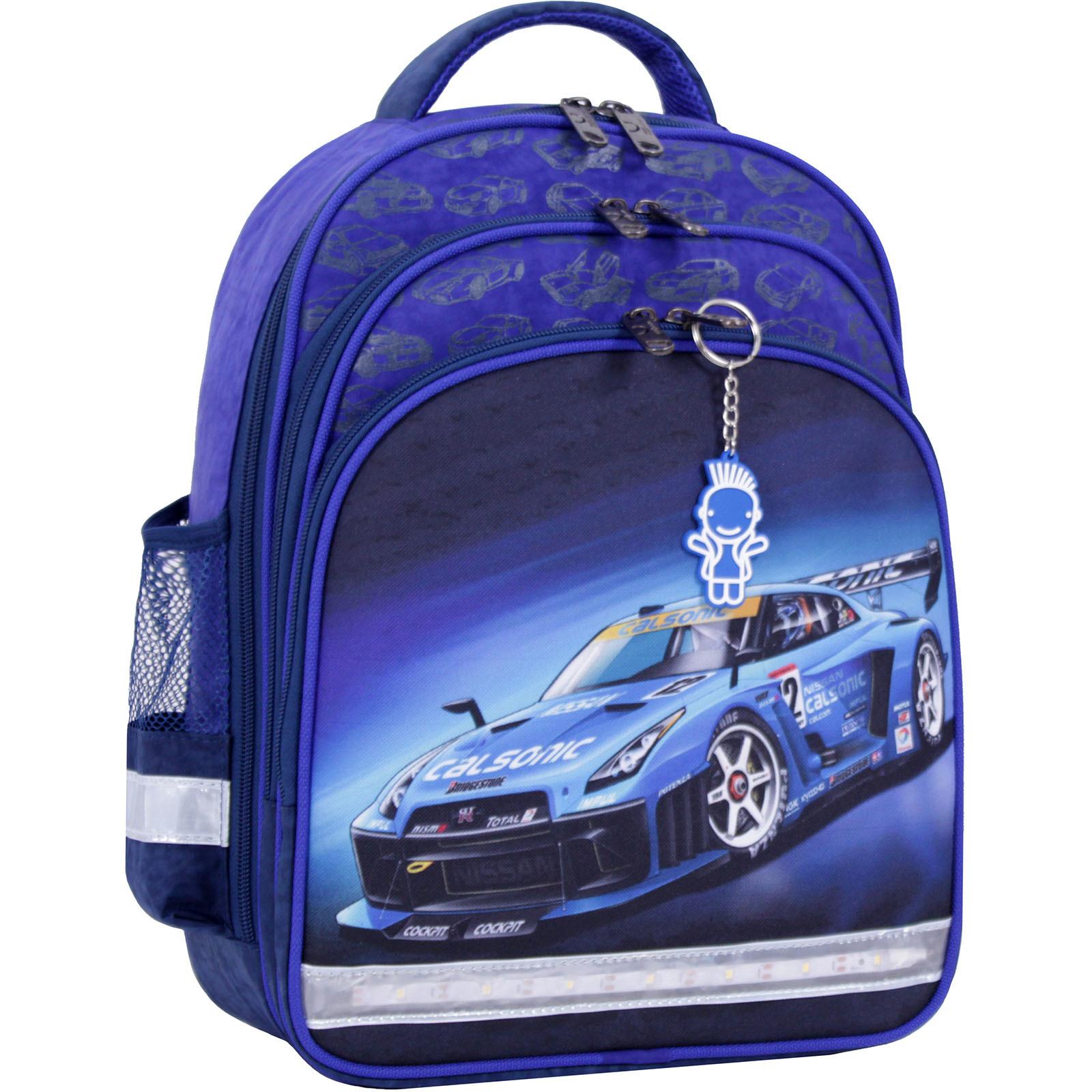 Рюкзак школьный Bagland Mouse 225 синий 56м (0051370) фото 1