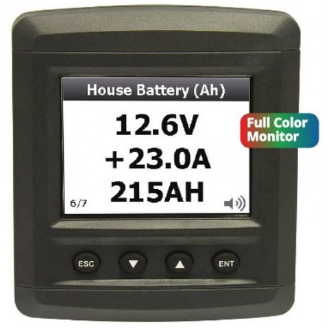 Монитор контроля многофункциональный 600-DCSM