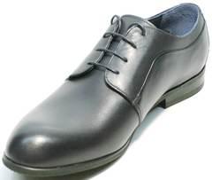 Туфли под костюм мужские Ikos 060-4 ClassicBlue