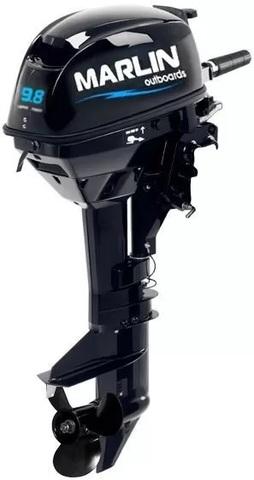 2х-тактный лодочный Мотор MARLIN MP  9.8 AMHS
