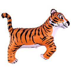 F Мини-фигура, Тигр (черный), 14