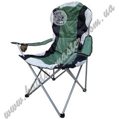 Кресло туристическое складное с подстаканником