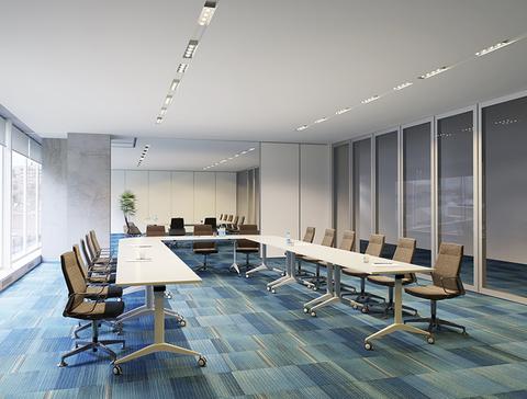 Овальный стол Meeting LV